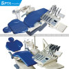 Hot Selling High Quality Dental Unit with Top Mounted Type