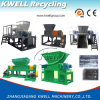 Plastic Film Shredder/PP Double Shaft Shredding Machine
