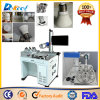 Desktop LED Bulb CNC Marker 30W Fiber Laser Marking Machine
