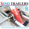 Hydraulic Tipping Trailer with Cage