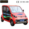 Leisure Fashion Design 4 Seats Electric Cars on Sale