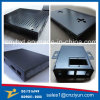 Customized Sheet Metal Stamping with Black Powder Coating