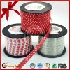 Curly Ribbons with Printing for Decorative Packing