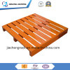 Warehouse Powder Coated Q235 Metal Pallet for Sales