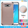 Wire Drawing PC TPU Back Cover for Samsung Galaxy J7