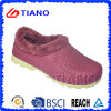 Ladies Warm and Comfortable EVA Clogs with TPR Outsole (TNK40013)