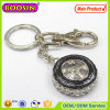 Luxury Birthday Gift Crystal Wheel Logo Car Keychain #15299