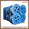 Corrugated Cable Steel Bobbin with High Ridigity