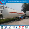 3 Axle LPG Semi Trailer 585000 Liters Gas Tank BPW Axle Grid Semi-Trailer