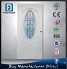 Hot Selling America Steel Decorative Glass Door