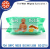 Hot Sale High Quality Free Sample Baby Wet Wipes