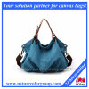 Canvas Satchel Book Bag, Handbag
