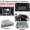 Upgrade Multimedia Android Interface Support WiFi/Bt/Mirrorlink GPS Navigator for 10-15 Porsche-Panamera