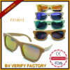 Colored 100% Wood Sunglasses New Product (FX14013)