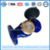 Dry Dial Type Vane Wheel Woltmann Water Meter of Dn50mm