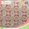 Free Sample Available Dyeable Clothing Flower Strim Chemical Lace Fabric