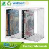 Stackable DVD Holder Holds 14 Standard DVD Display Cases