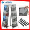 8*A4 Net Shape Brochure Holder Folding Literature Stand (LT-05A)