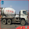 Total-25ton Good-Working-Condition Global-Favored PC11c-Japan-Engine Used Hino-500 Max-8cbm-Mixing-Volume Concrete Mixer Truck