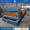 Glazed Roofing Tile Panel Cold Roll Forming Machinery with ISO
