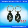 Company Logo Customized Angel Keychain