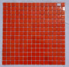 Crystal Glass Mosaic Orange