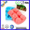 China Manufacture Wholesale Baby Bake Cake Silicone Cupcake Mold