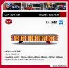 Wide LED Screen Warning Light Bar (TBD8733B)