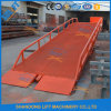 Mobile Container Loading Ramp with CE