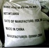White Crystal Powder 99%Min Boric Acid for Reagent Grade