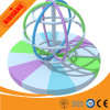 Child Indoor Soft Playground Equipment Electric Rotating Globe