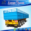 3 Axles High Strength Steel Stake Fence Semi Trailer
