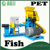 Hot Sale New China Floating Fish Feed Extruder Machine with Best Price