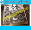 Plastic Injection Custom Lifter Parts Interchange Bearing Over Moulded Tooling