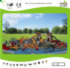 Kaiqi Children′s Castle Themed Obstacle Course and Adventure Playground (KQ20066A)