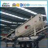 Mobile Impact Crusher Construction Waste Station