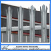 W Pale Triple Point Steel Palisade Security Fence