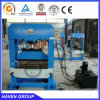 Hydraulic press machine for steel plate