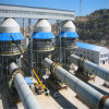 Wet and Dry Process Cement Rotary Kiln From China Supplier