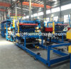 Rockwoll and EPS Foam Sandwich Panel Machine