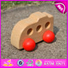 2015 New Style Cute Toy Car Mini Wooden Vehicle Toy, Mini Cute Wooden Toy Car for Kids, Small Wooden Car Toy for Children W04A124