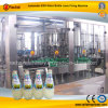 Automatic Snap Lid Glass Bottle Filling Machine