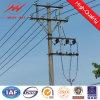 11m Electricity Transmission Galvanized Steel Pole