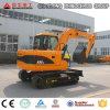 9ton Hydraulic Crawler Excavator, Yanmar Engine