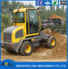 Universal Type Pull Scraper Small Wheel Loaders /Mini Front Shovel Loader with Ce