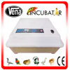 Best Price Full Automatic Mini Plant Chicken Egg Incubator Va-48 for Sale