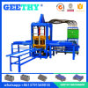 Qtf3-20 Fly Ash Interlocking Brick Machine