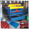 China Roof Ridgetile Cut Roll Forming Machine