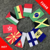 Garment Accessories Various Style Small Flag Woven Label
