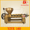 High Output Hot Selling Spiral Oil Press (YZYX140)